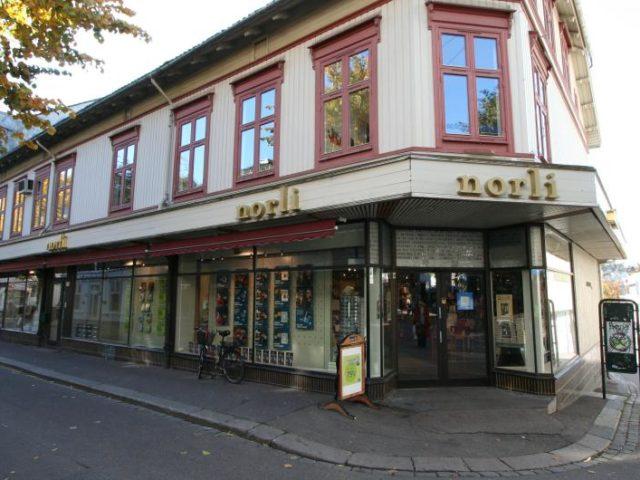 Fasade Storgaten 28