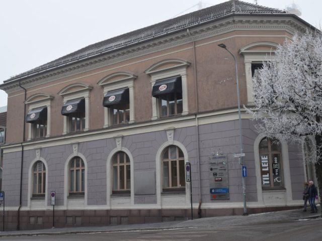 Fasade Storgaten 24